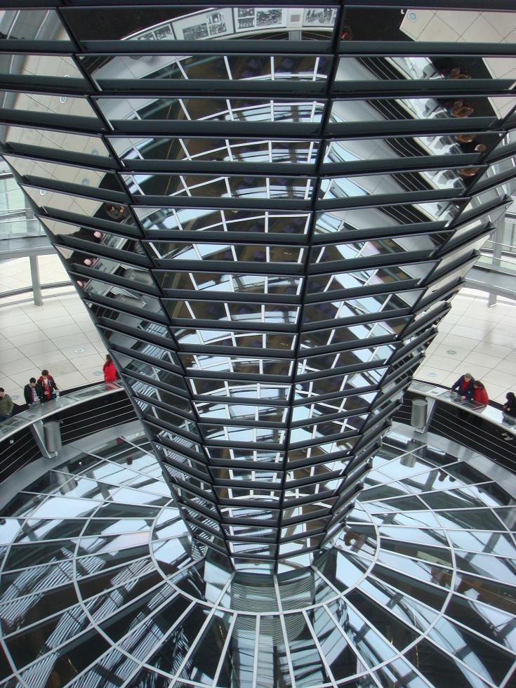 Reichstag fanciness