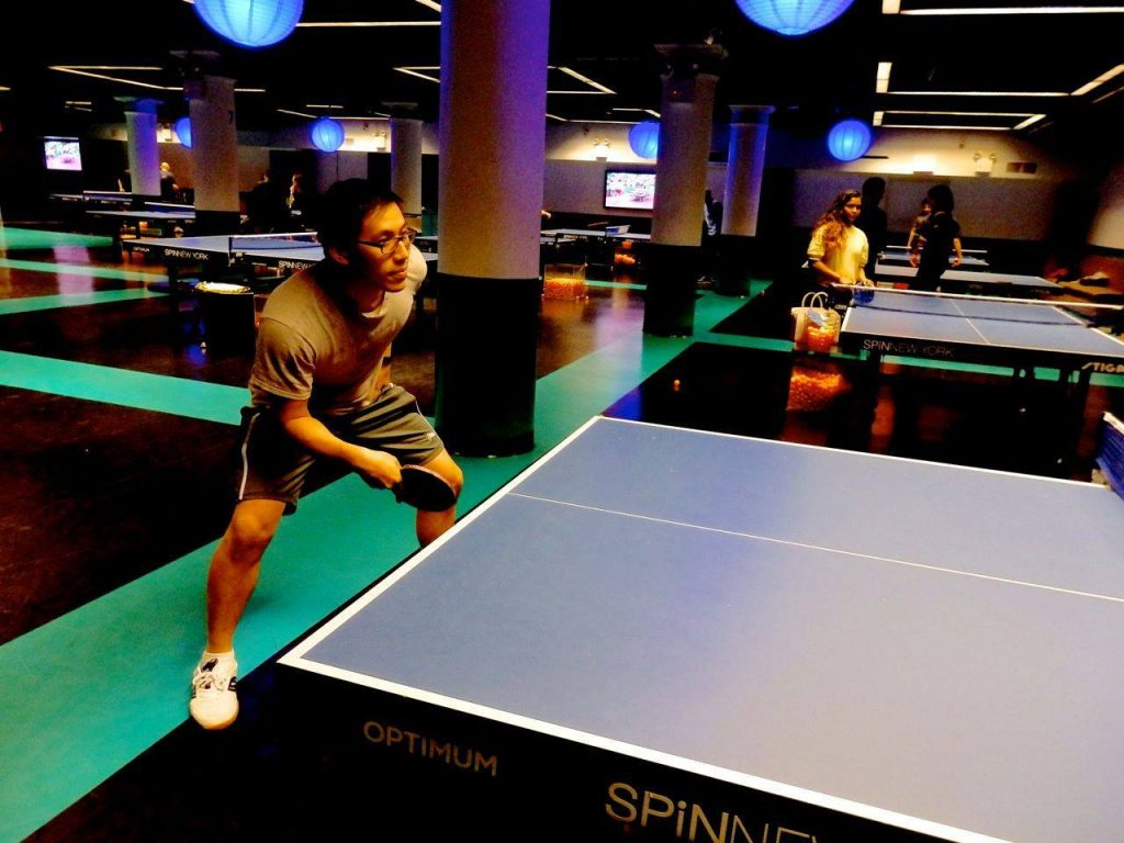 Table Tennis Mentality